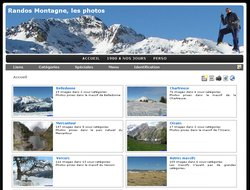 Site de photos de montagne